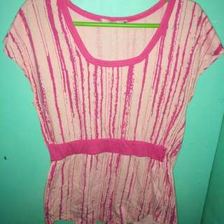 MSE Pink Top
