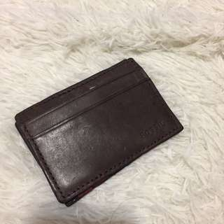 •• (Fossil) Folding Magic Wallet