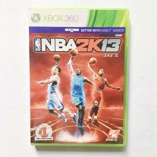 🔅PAID Xbox 360 NBA 2K13