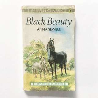 🔅SOLD Black Beauty by Anna Sewell
