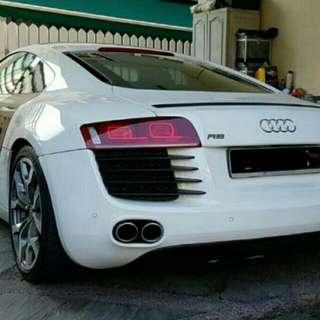 Audi R8 2009/2010