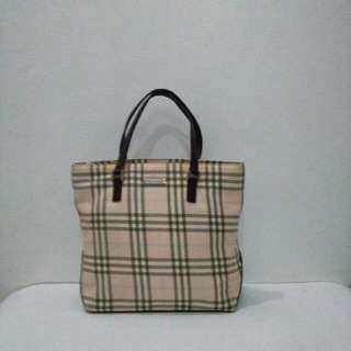 Burberry Authentic Preowned Bag