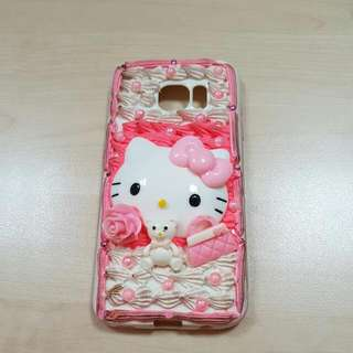 Hello Kitty Samsung S7 Casing