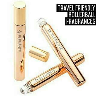 Travel Friendly Rollerball Fragrances