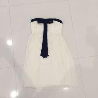 Strapless Sailor Dress