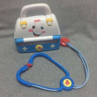Fisher Price Sing A Song Medical Kit