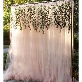 Tulle For Curtain Or For Dress