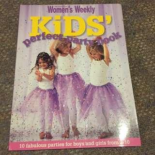 Women's Weekly Kids Partybook
