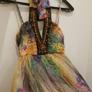 Nichii Colorful Dress
