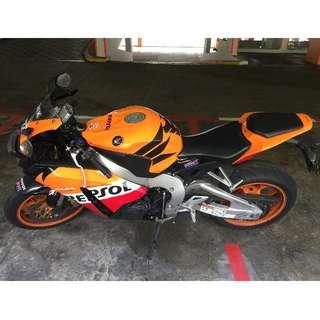 Honda CBR1000RR Fireblade in Repsol Orange For Sale