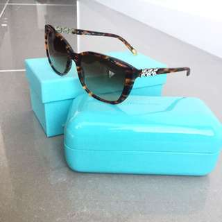 TIFFANY & CO. Diamond Sunglasses
