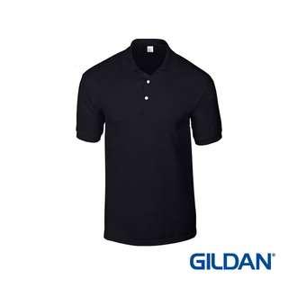 83800 Gildan Premium Cotton Sport Shirt - Black 36C