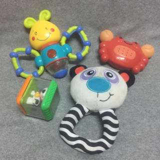 Assorted Baby Toys 96
