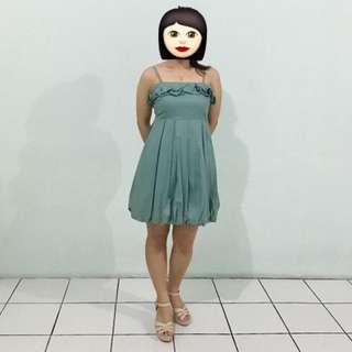 Baloon Mini Dress