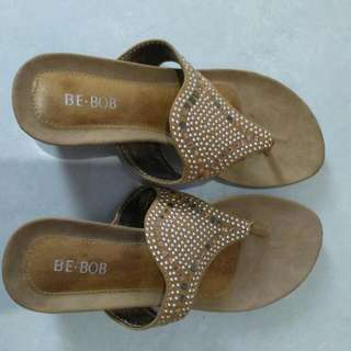 Sandal Wedges Heels BE.BOB No.37