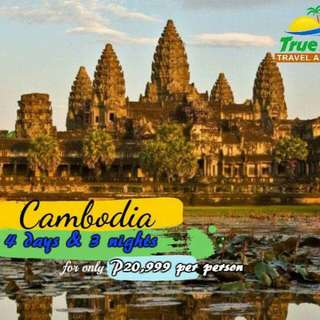 All in Package to Cambodia