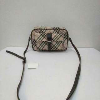 Burberry Sling Bag Authentic Preowned