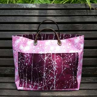 Cherry Blossom Hand Bag
