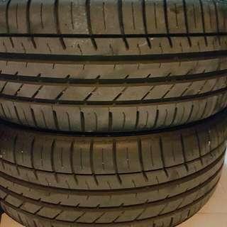 """17""""rims N Tyres"""