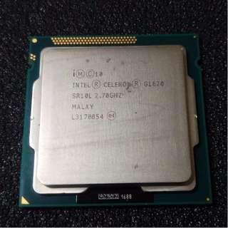 INTEL CELERON G1620 2.7G 1155 腳位 CPU