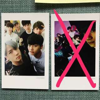 WTS WTT VIXX MWAVE PHOTOCARDS