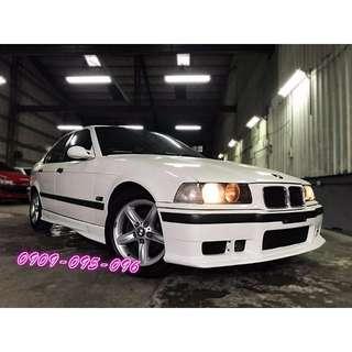 【保証實價。實車在場】BMW 318i E36型 全車M3套件 實車超級美