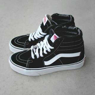 Oldskool Hightop Vans (Light Weight Edition)