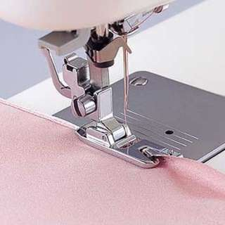 (RS) Narrow Hemmer Presser Foot(3mm)- For hemming lightweight fabrics like chiffon and silk For Sewing Machines #UOBPayNow