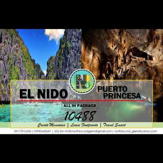El Nido + Puerto Princesa All Inclusive Tour