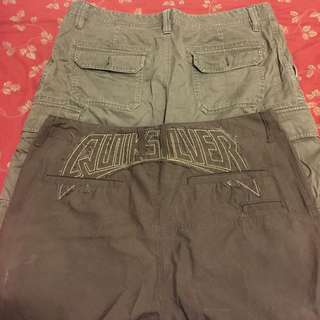 Shorts For The Big Boys
