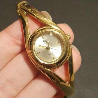 Goldmark Gold Plated Watch