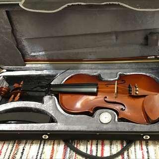 舊琴出清~小提琴(4/4)台灣製