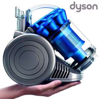 DYSON 戴森 寶石藍 超輕巧圓筒式吸塵器 (DC26 )降價了