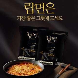 韓國直送龍蝦馬鈴薯泡麵