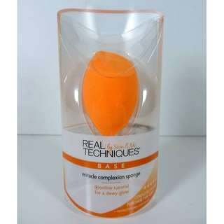REAL TECHNIQUES Miracle Complexion Sponge NEW + AUTH $10 EACH