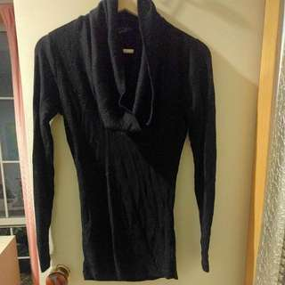 Portman Long Sleeve With Cowl Neck