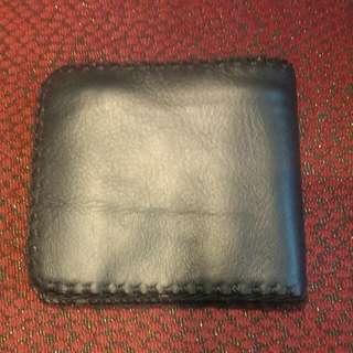 手工縫製真皮限量皮夾