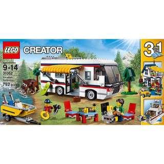 LEGO® 樂高 31052 度假露營車 Vacation Getaways