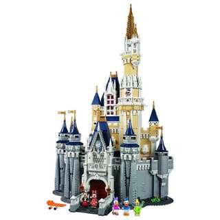 LEGO® 71040 DISNEY CASTLE 樂高迪士尼灰姑娘城堡