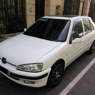 寶獅 Peugeot 106 白色 (非206)