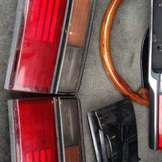 Toyota Small Body Tail Light With Garnish