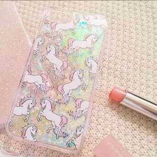 "Unicorn Glitter iPhone 6 4.7"" Cover"