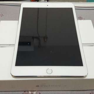 iPad Mini 3 Wifi Cellular Retina Silver