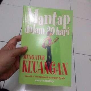 MANTAP DALAM 30 HARI MENGATUR KEUANGAN (CARO HANDLEY)