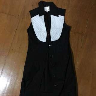 Sleeveless Smart Casual Dress