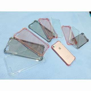 Silicon Shockproof Case for iPhone 5/5s/SE, 6/6s, && 6+/6s+
