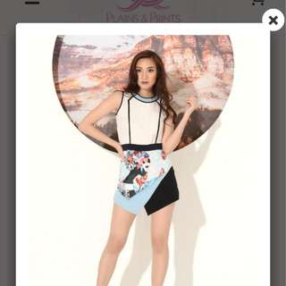 SALE!!! Plains And Prints Playsuit FREE SF