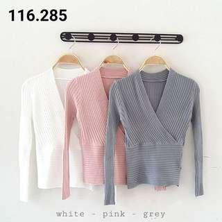 Top V Knit