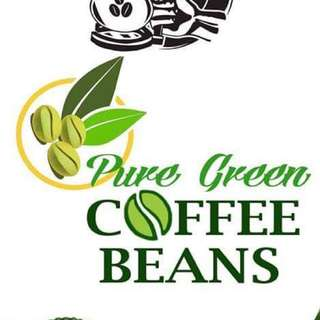Pure Green Coffee Beans