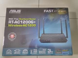 ASUS RT AC1200G+ Wireless Router
